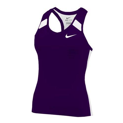 Nike Power Tank - Purple/White