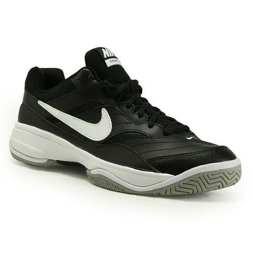 c1431bd45ceb5 Nike Court Lite Mens Tennis Shoes Black