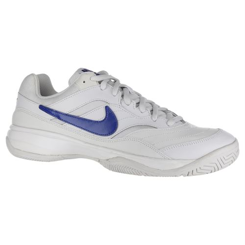 c91a1dd5281e7 Nike Court Lite Mens Tennis Shoe - Vast Grey/Indigo Force