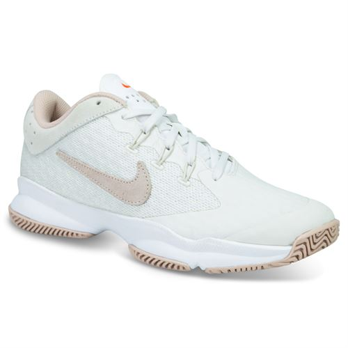 Nike Air Zoom Ultra Womens Tennis Shoe - Phantom/Particle Beige/Sail/Orange/Blaze