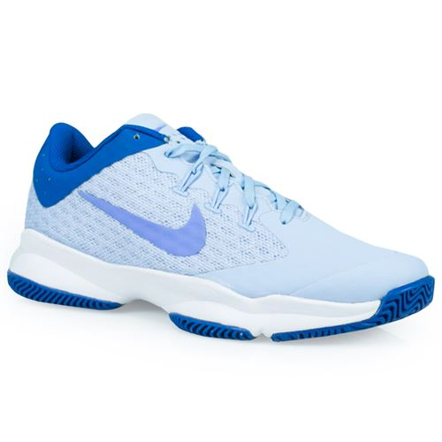 best sneakers 60127 2f628 Nike Air Zoom Ultra Womens Tennis Shoe - Royal Tint Monarch Purple White