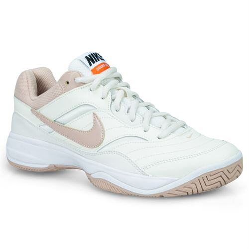 Nike Court Lite Womens Tennis Shoe - Phantom Particle Beige Sail Black 68884e2392e