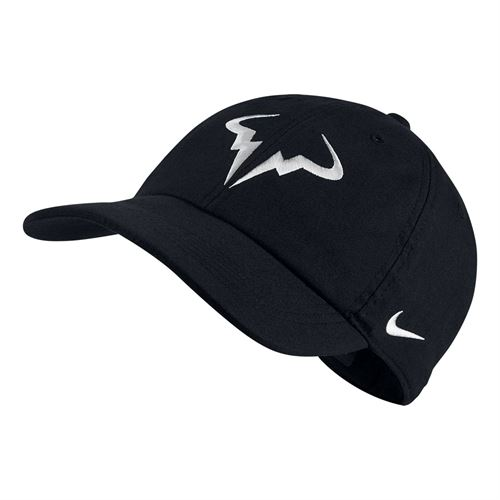 Nike H86 Rafa Hat - Black/White