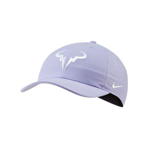 Nike Rafa Hat - Purple Pulse/White