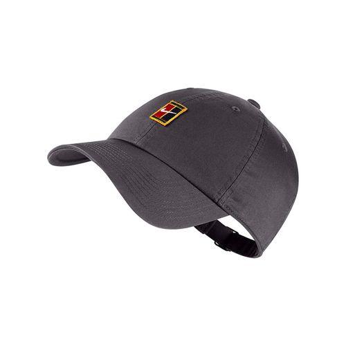 a855be66f15 Nike Heritage 86 Hat - Gunsmoke 852184 036