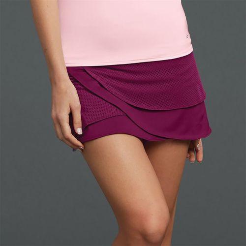 Bolle A Cut Above Overlay Skirt Womens Plum 8644 28 3086