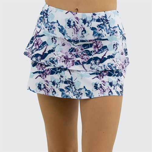 Bolle English Garden Tier 13 Inch Skirt Womens Orchid 8651 28 3134