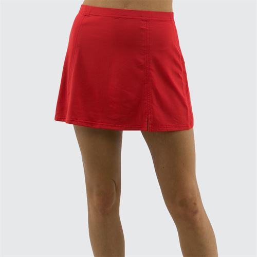 Bolle Cross Court Skirt - Red