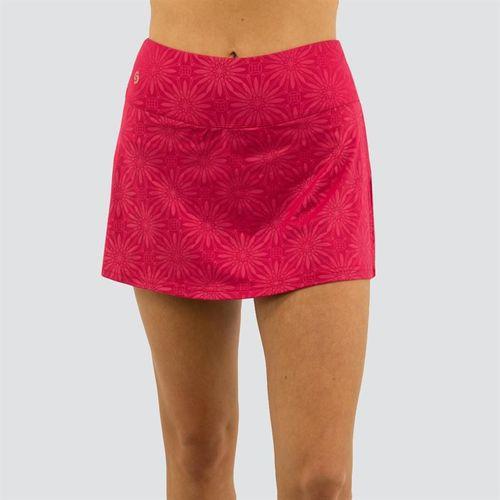 Cross Court Wildfire Skirt Womens Berry 8662 29 7268