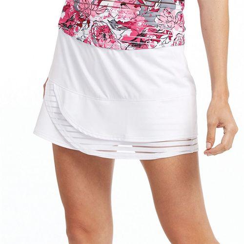 Bolle English Rose Skirt Womens White 8667 29 0110