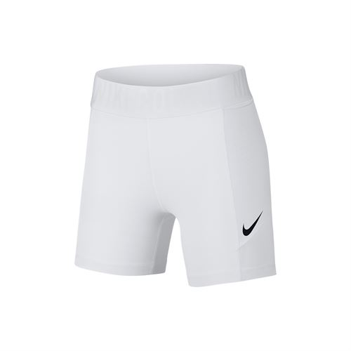 Nike Court Power Short - White