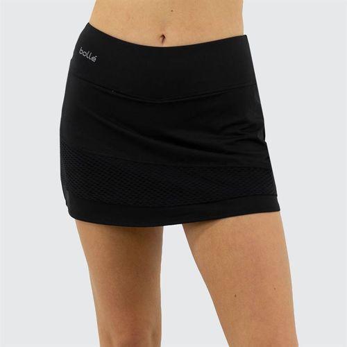 Bolle Brush Strokes Skirt Womens Black 8675 29 1000