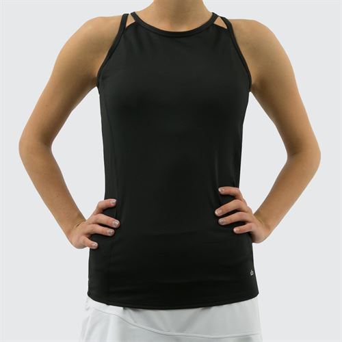 Bolle Mix It Up Strappy Tank - Black