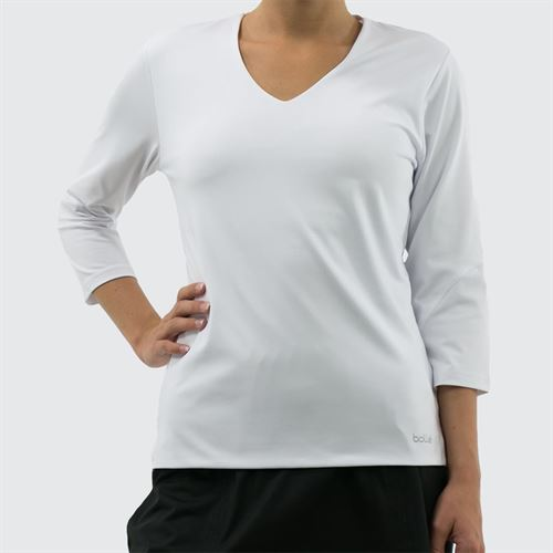 Bolle In The Swing 3/4 Sleeve Top