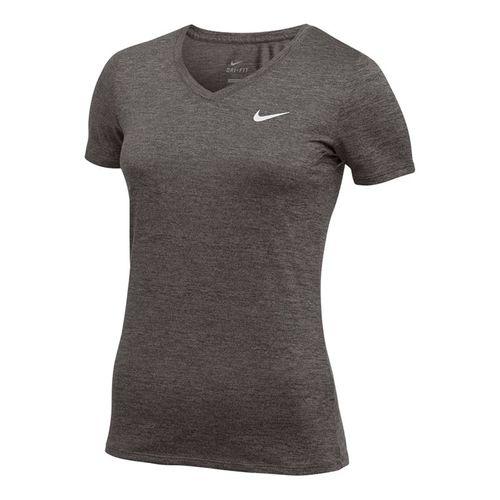 Nike Dry Team Legend Top - Dark Steel Grey