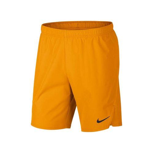huge discount 05cb5 c331f Nike Court Flex Ace Tennis Short - Orange Peel Blackened Blue