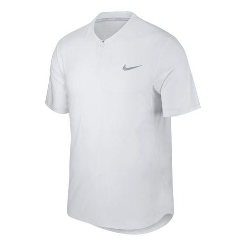 Nike Court Zonal Cooling Advantage Polo - White