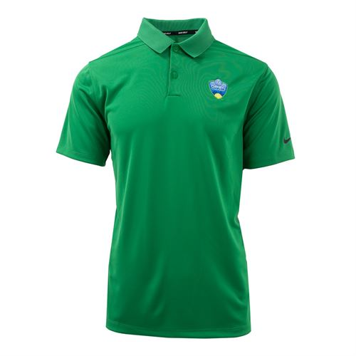 Nike W&S Dry Victory Solid Polo Mens Classic Green 891881 306