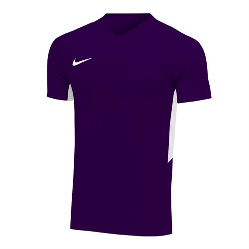 Nike Dry Tiempo Premier Short Sleeve Jersey - Court Purple/White