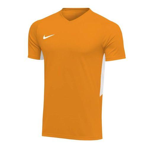 Nike Dry Tiempo Premier Short Sleeve Jersey - Safety Orange/White
