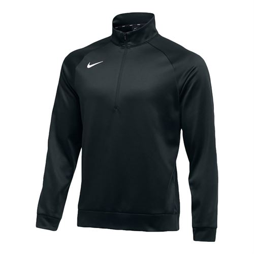 Nike Therma 1/4 Zip - Black/White