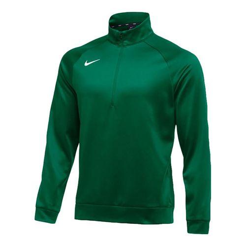 Nike Therma 1/4 Zip - Green/White