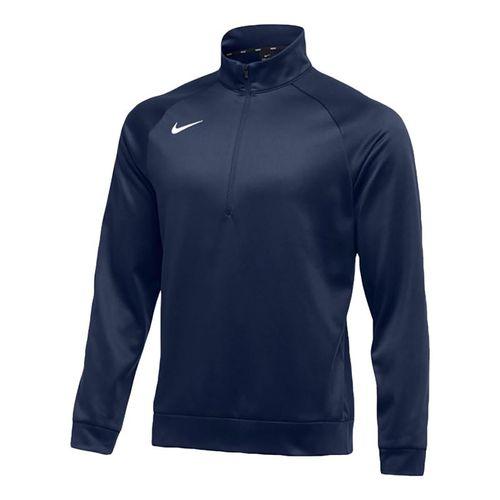 Nike Therma 1/4 Zip - Navy/White
