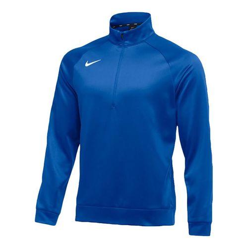 Nike Therma 1/4 Zip - Royal/White
