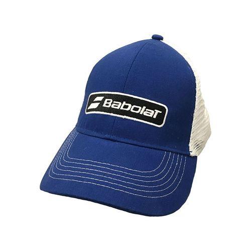 Babolat Structured Trucker Hat - Royal Blue