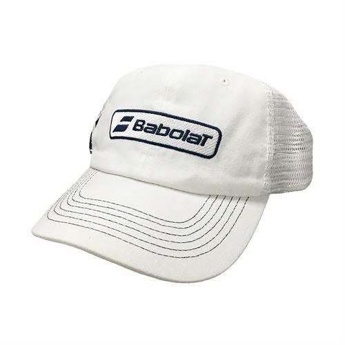 Babolat Structured Trucker Hat - White