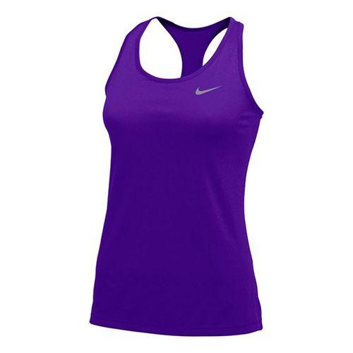 Nike Team Dry Balance Tank 2.0 Womens Court Purple/Cool Grey 915033 545
