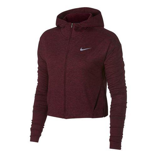 385a23b890f4 Nike Element Jacket - Burgundy Crush Red Heather