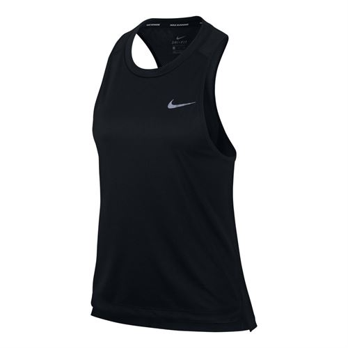 Nike Miler Running Tank - Black