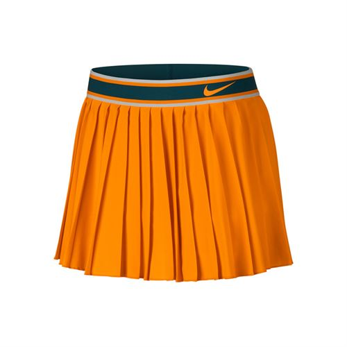 Nike Court Victory Skirt - Orange Peel de97a1c05a
