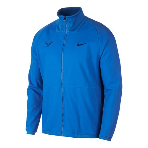 Nike Rafa Full Zip Jacket - Signal Blue/Blue Void