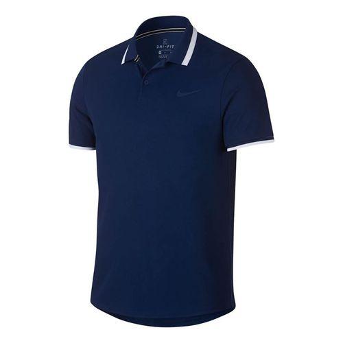 Nike Court Advantage Classic Polo - Blue Void