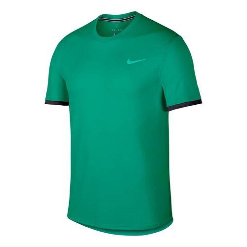 1ac777340c28 Nike Court Dry Crew - Lucid Green Oil Grey