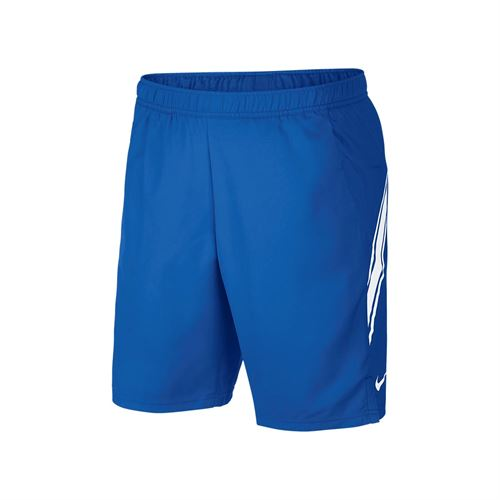 Nike Court Dry Short - Signal Blue/White