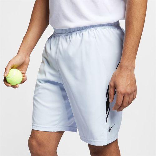 Nike Court Dry Short - Half Blue/Oil Grey