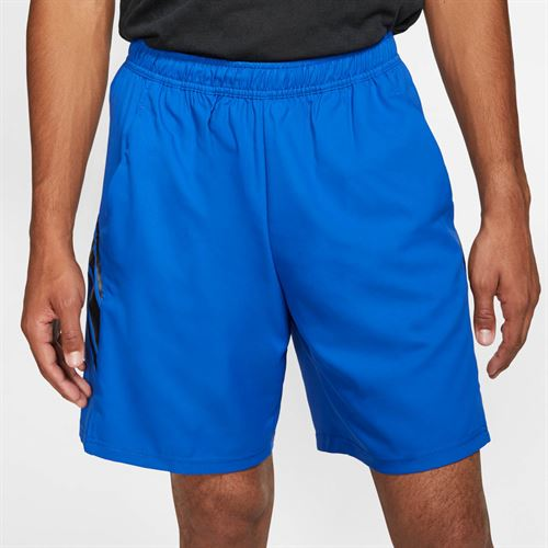 Nike Court Dry 9 inch Short Mens Game Royal/White 939265 480