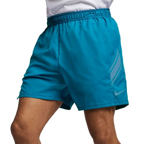 Nike Court Dry 7 inch Short Mens Neo Turquoise 939273 425