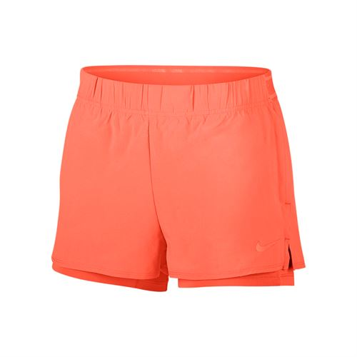5956bbf3d6c2 Nike Court Flex Short - Orange Pulse 939312 809