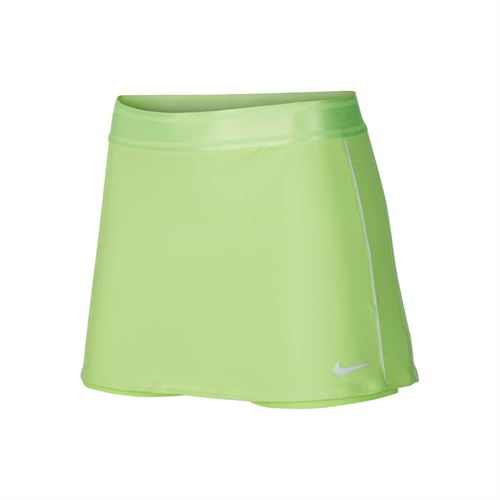 Nike Court Dri Fit Skirt Womens Ghost Green/White 939320 358