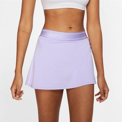 Nike Court Dry Skirt - Purple Agate/White