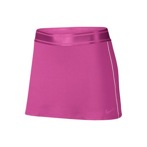 Nike Court Dry Skirt - Active Fuchsia/White