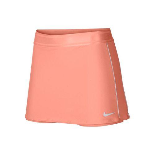 Nike Court Dri Fit Skirt Womens Sunblush/White 939320 655