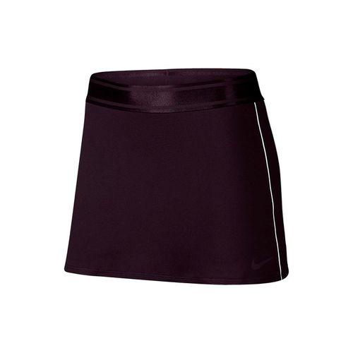 Nike Court Dry Skirt - Burgundy Ash/White