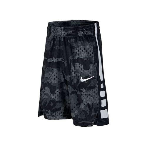 Nike Boys Elite Dry Short - Wolf Grey/Black