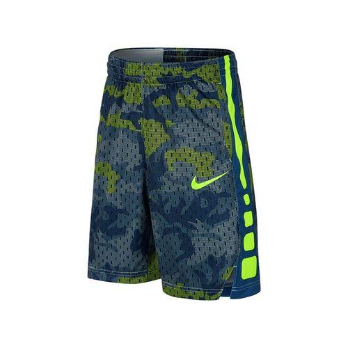 1c3ab298dd8b Nike Boys Elite Dry Short - Ocean Bliss Black Volt