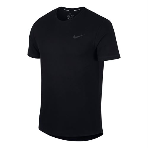 Nike Court Dry Challenger Crew - Black